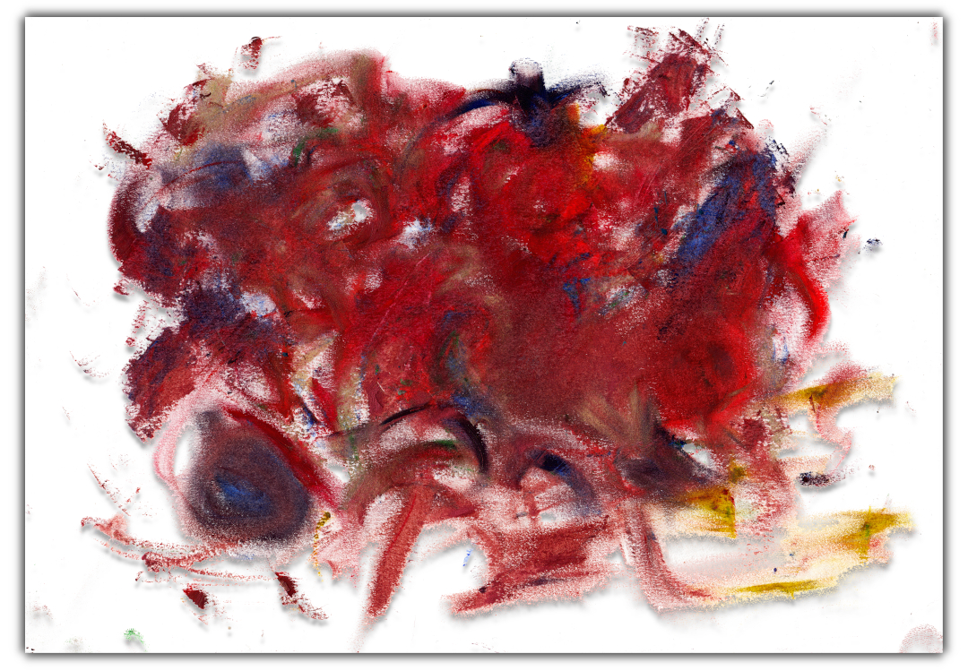 new oil pastel